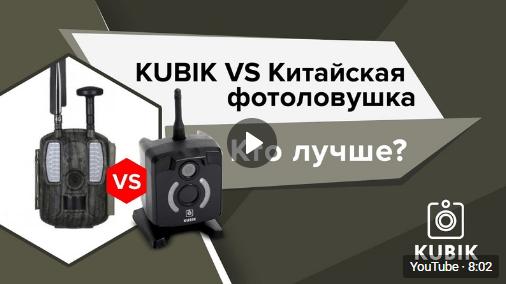 Kubik или китайская фотоловушка